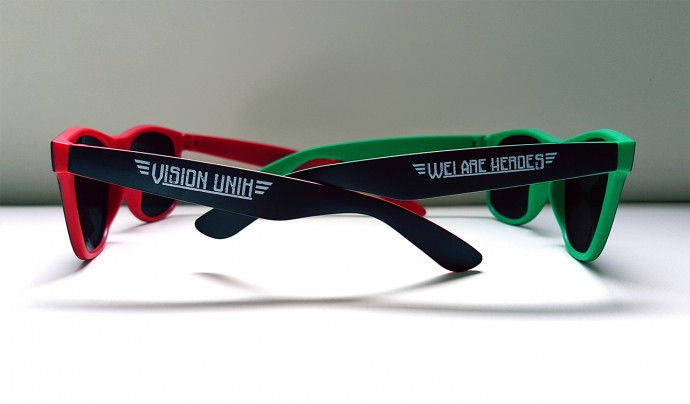 lunette personnalisee modele ibiza opticien - wei are heroes