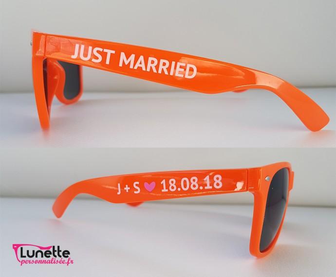 lunette personnalisée pour un evjf