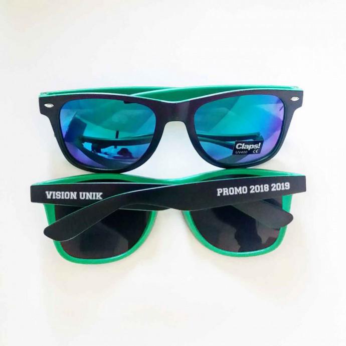 lunettes personnalisées ibiza pour étudiants
