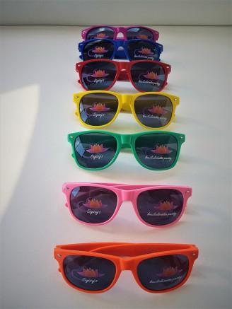 lunettes personnalisees avec un marquage direct sur les verres