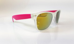 Lunette reflecto rose