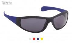 Lunette sport bleu